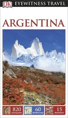 ARGENTINA -EYEWITNESS TRAVEL