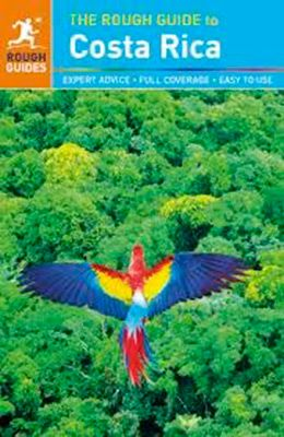 COSTA RICA -ROUGH GUIDE