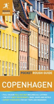COPENHAGEN -ROUGH GUIDES