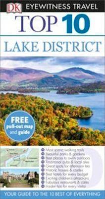 LAKE DISTRICT TOP 10 EYEWITNESS TRAVEL GUIDE