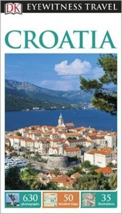 CROATIA -EYEWITNESS TRAVEL GUIDE