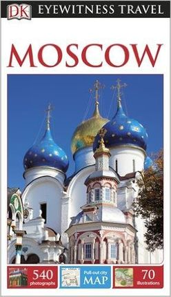 MOSCOW -EYEWITNESS TRAVEL