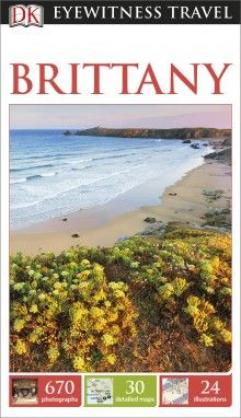 BRITTANY [ENG] - EYEWITNESS TRAVEL GUIDE