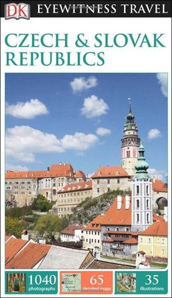 CZECH & SLOVAK REPUBLICS -EYEWITNESS TRAVEL