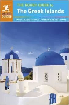 GREEK ISLANDS, THE- ROUGH GUIDE