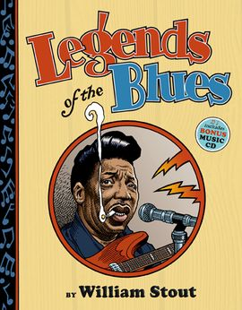 LEGENDS OF THE BLUES [INCLUDES BONUS MUSIC CD]