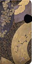 OUGI [9X18] DELGADO. CAJAS LACADAS JAPONESAS -PAPERBLANKS