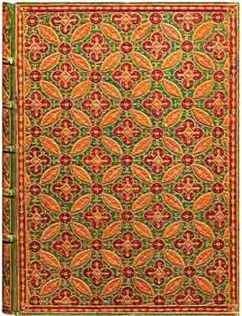 MOSAIQUE [10X14 LINED] MINI. MOSAICO PARISINO -PAPERBLANKS