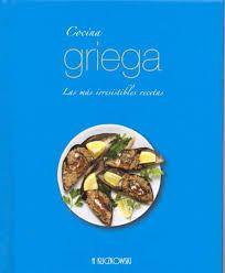 COCINA GRIEGA -PARRRAGON