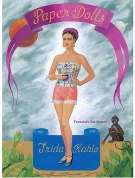 FRIDA KAHLO -PAPER DOLLS
