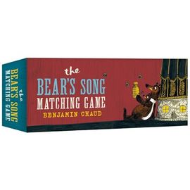BEAR'S SONG MATCHING GAME, THE
