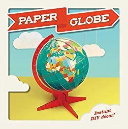 PAPER GLOBE [ESFERA CARTRO]