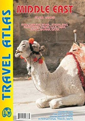 MIDDLE EAST [SCALE VARIES] -TRAVEL ATLAS -ITMB
