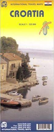 CROATIA 1:325.000 -ITMB