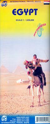 EGYPT 1:1.650.000 -ITMB