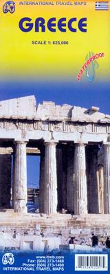 GREECE 1:625.000 -ITMB