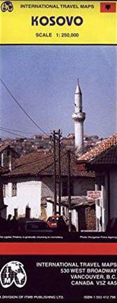 KOSOVO 1:250.000 -ITMB