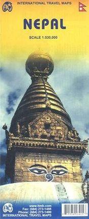 NEPAL 1:530.000 -ITMB