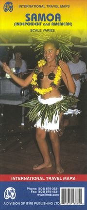 SAMOA (SCALE VARIES) -ITMB