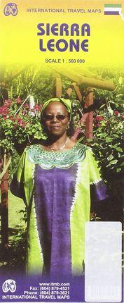 SIERRA LEONE 1:560.000 -ITMB