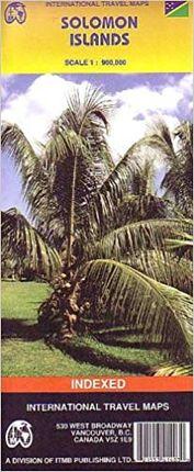 SOLOMON ISLANDS 1:900.000 -ITMB