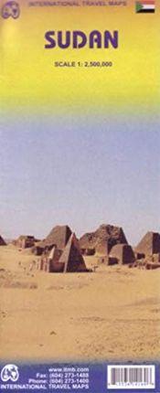 SUDAN 1:2.500.000 -ITMB