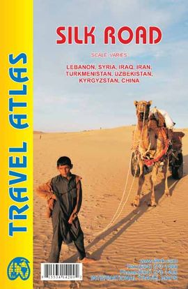 SILK ROAD -TRAVEL ATLAS -ITMB