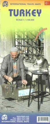 TURKEY 1:1.100.000 -ITMB