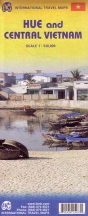 HUE - DA NANG & CENTRAL VIETNAM 1:330.000 -ITMB