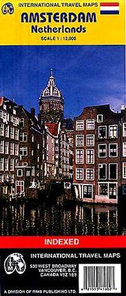 AMSTERDAM (NETHERLANDS) 1:12.000- ITMB