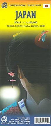 JAPAN 1:1.100.000 -ITMB