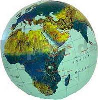 INFLATABLE GLOBE 12