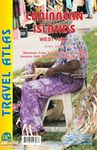 CARIBBEAN ISLANDS WEST HALF - TRAVEL ATLAS -ITMB