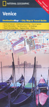 VENICE 1:6.500 -NATIONAL GEOGRAPHIC
