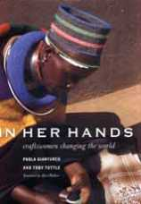 IN HER HANDS. CRAFTSWOMEN CHANGING THE WORLD