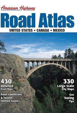 ROAD ATLAS [GRANDE] -AMERICAN HIGHWAY