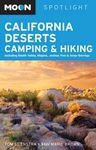 CALIFORNIA DESERTS CAMPING & HIKING -SPOTLIGHT MOON