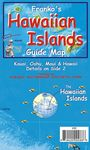 HAWAIIAN ISLANDS GUIDE MAP -FRANKO'S