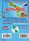 BONAIRE -FRANKO'S GUIDE MAP