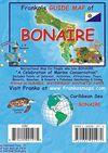 BONAIRE -FRANKO'S GUIDE MAP