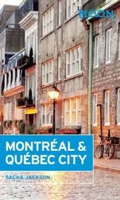 MONTREAL & QUEBEC CITY- MOON