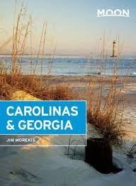 CAROLINAS & GEORGIA- MOON HANDBOOKS