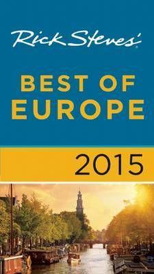 2015 BEST OF EUROPE -RICK STEVES'