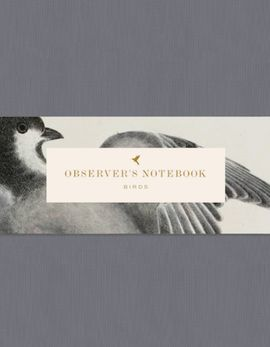 BIRDS. OBSERVER'S NOTEBOOK [LLIBRETA]