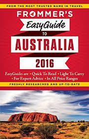 AUSTRALIA -EASYGUIDE TO -FROMMER'S
