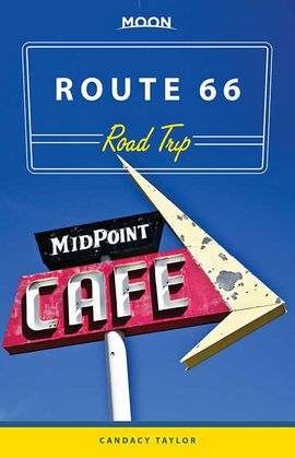 ROUTE 66. ROAD TRIP -MOON