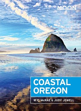 COASTAL OREGON -MOON