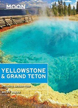 YELLOWSTONE & GRAND TETON -MOON
