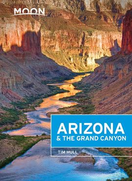 ARIZONA & THE GRAND CANYON- MOON