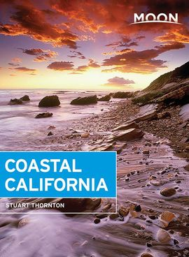 COASTAL CALIFORNIA -MOON